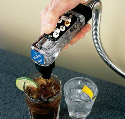 bar soda machine